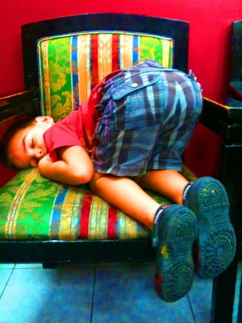 Descanso